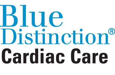 blue distinction award logo