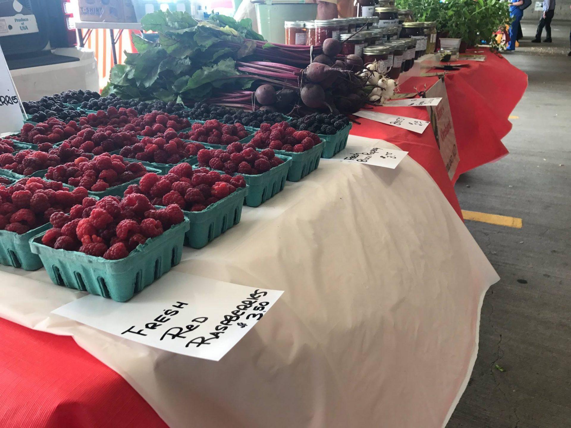WMHS Farmers Market