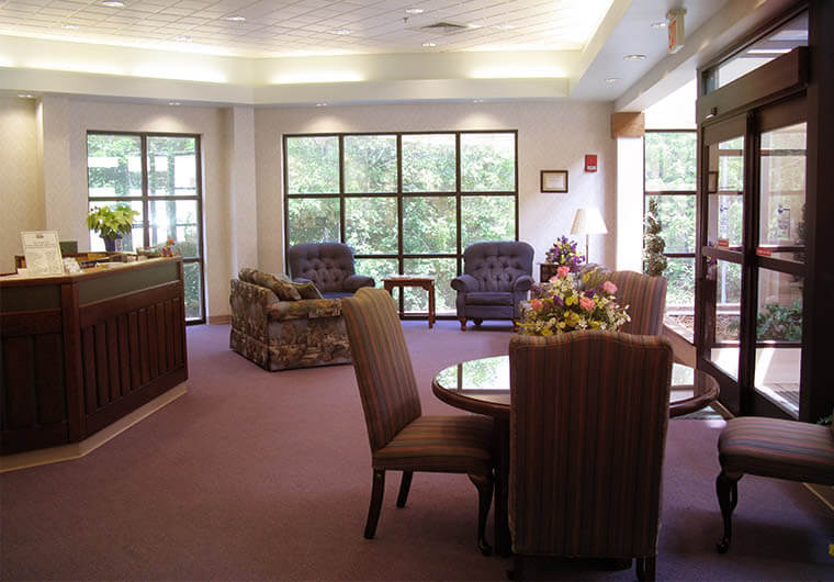 Frostburg Nursing Rehab Center Lobby